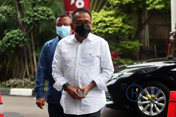 KPK Periksa Wakil Ketua DPRD DKI M Taufik Terkait Korupsi Lahan Munjul 5.jpg