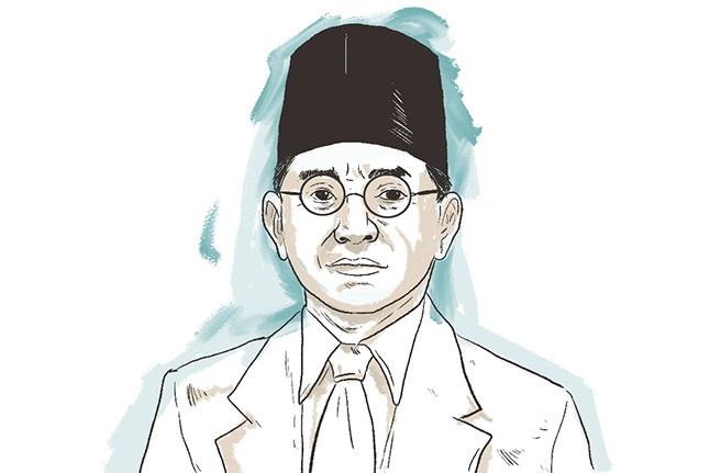 Mr. Teuku M Hasan, Pecinta Aljabar yang Meraih Meester in de Rechten dalam 1,5 Tahun