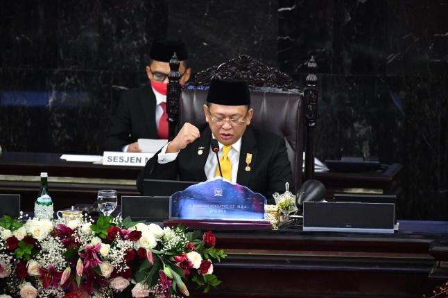 Ketua MPR RI Bambang Soesatyo. Foto: Istimewa