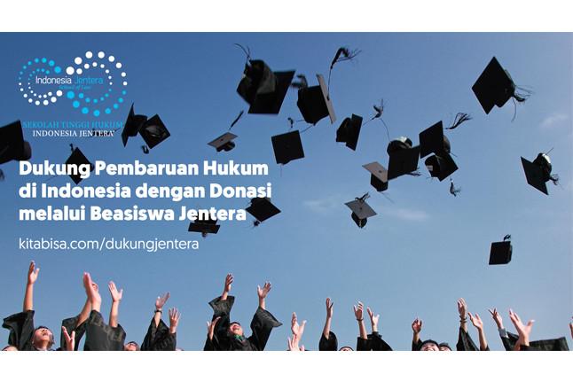 Ingin Berkontribusi bagi Pembaruan Hukum di Indonesia? Begini Caranya!