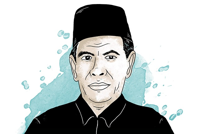 Mr. Muhammad Yamin, Peletak Dasar Negara Hingga Pencetus Lembaga Uji Materi