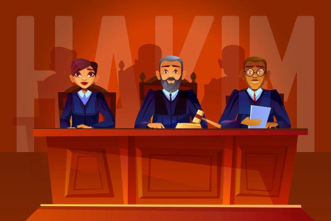 Pengeluaran Terdakwa Demi Hukum karena Masa Penahanan Habis
