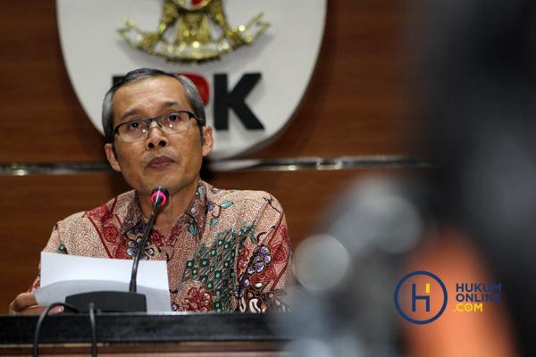 Wakil Ketua KPK Alexander Marwata dilaporkan pegawai atas dugaan pelanggaran kode etik. Foto: RES