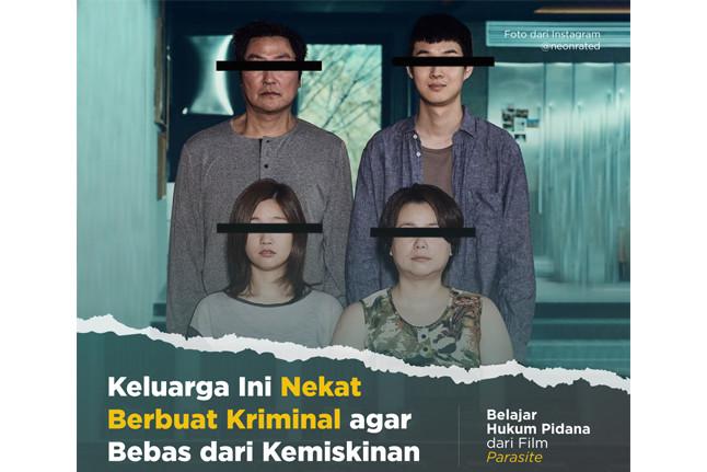 Keluarga Ini Nekat Berbuat Kriminal agar Bebas dari Kemiskinan