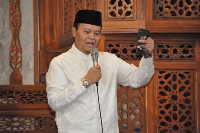 Wakil Ketua MPR RI Dr. H. M Hidayat Nur Wahid, MA. Foto: Istimewa.