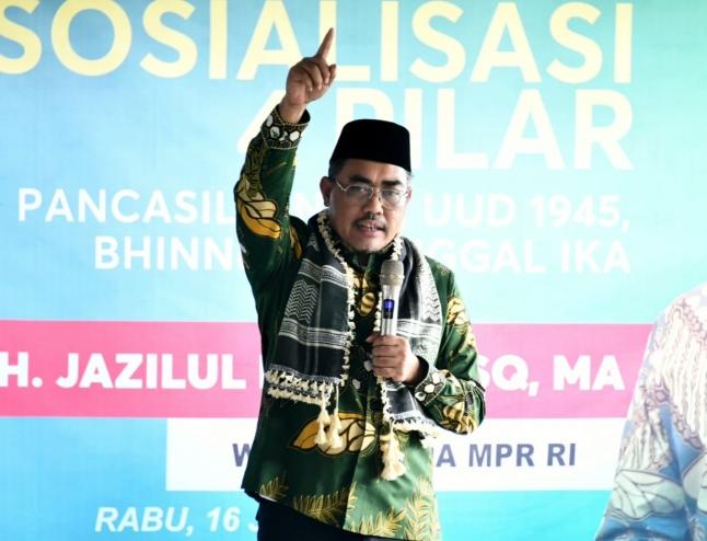 Wakil Ketua MPR RI Jazilul Fawaid. Foto: Istimewa.