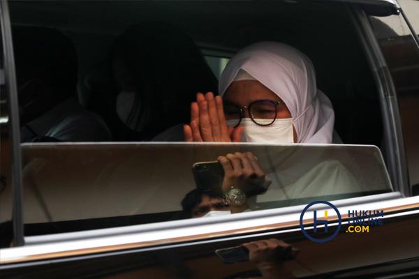 Wakil Ketua KPK Lili Pintauli Siregar. Foto: RES