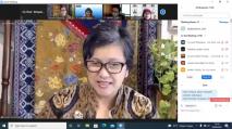 Lestari Moerdijat Dorong Peningkatkan Peran Perempuan di Bidang Politik