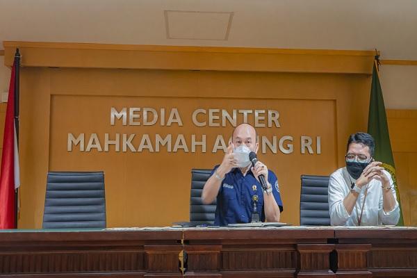 Karo Humas MA: Saya Siap 24 Jam Bantu Jawab Rekan-Rekan Media