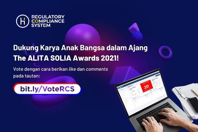 Dukung Inovasi Anak Bangsa dalam Ajang The ALITA SOLIA Awards 2021!
