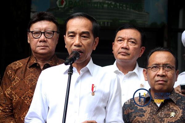 Presiden Joko Widodo (Jokowi). Foto: RES