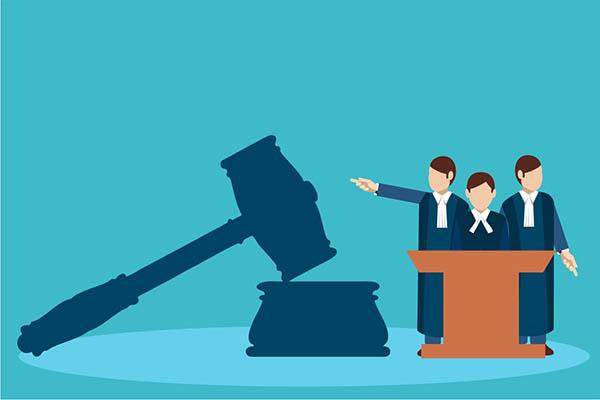 Ilustrasi paralegal. Ilustrator: BAS