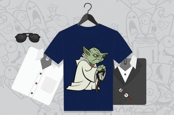 Menempelkan Logo Lain di Kaus Bermerek, Melanggar Hukum?