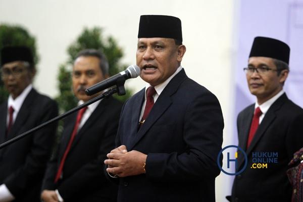 Ketua KPK Firli Bahuri. Foto: RES