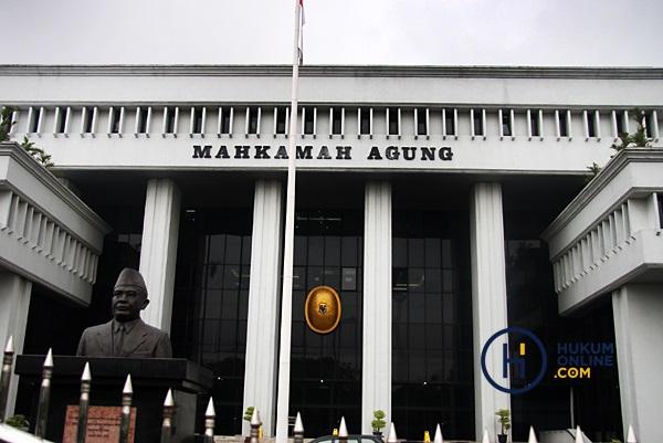 Gedung Mahkamah Agung. Foto: RES