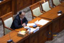 DPR Uji Kepatutan dan Kelayakan Calon Hakim Agung