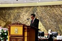 DPR Setujui RUU MLA Indonesia-Rusia Jadi UU