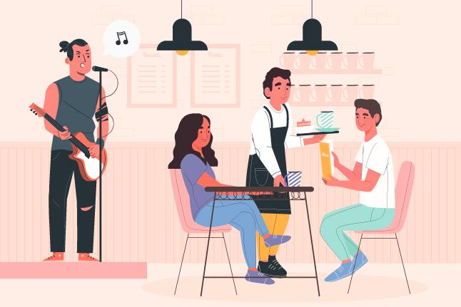 Meski <i>Streaming</i> Berbayar, Putar Musik di Kafe Tetap Bayar Royalti
