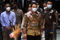 Azis Syamsuddin Dijemput Paksa KPK