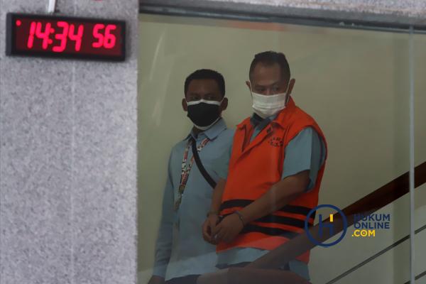 Pemeriksaan Tommy Adrian di Kasus Tanah Munjul