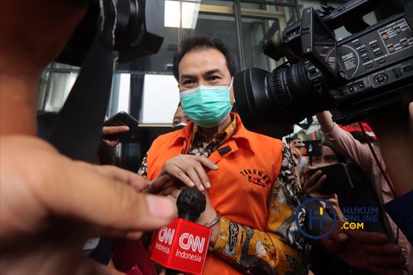 """KPK Konfirmasi Azis Soal """"Orang Dalam"""" yang Disebut Bisa Bantu Perkara"""
