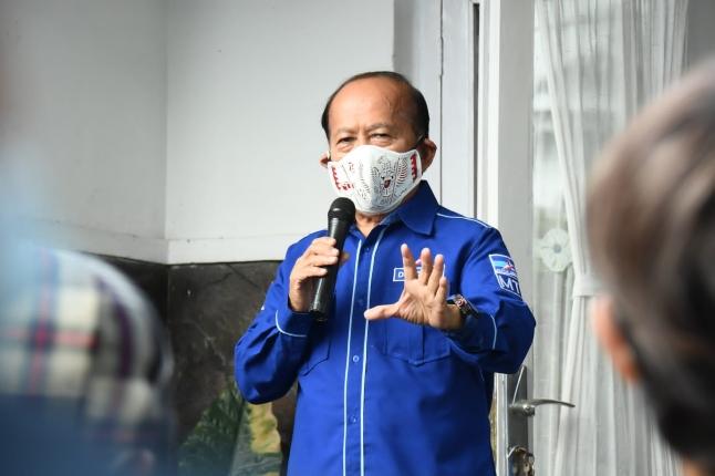 Dibangun di Lokasi Tambang, Syarief Hasan: Smelter akan Berdampak ke Ekonomi Masyarakat