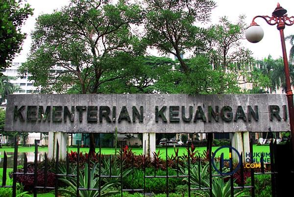 Gedung Kementerian Keuangan. Foto: RES