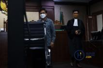 Sidang Dakwaan Mantan Dirut BUMD Sarana Jaya