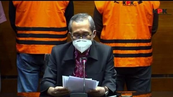 KPK Amankan Rp1,7 Miliar dari OTT Bupati Musi Banyuasin