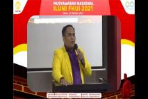 Terpilih Ketua Umum ILUNI FHUI, Rapin Mudiardjo Tetap Butuh Dukungan Alumni